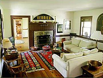 Middleton Inn B&B Living Room
