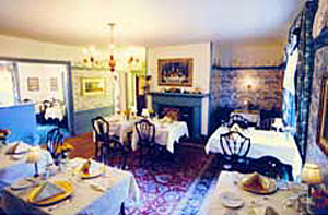 Prospect Hill Plantation Inn Main Dining Room
