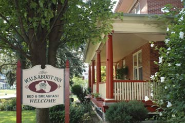 Australian Walkabout Inn Bed & Breakfast - Lampeter (Lancaster County), Pennsylvania