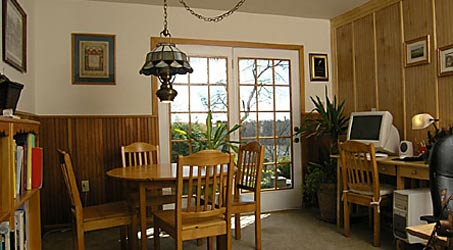 Swiss Wood Bed & Breakfast Inn, Plenty of Places to Relax