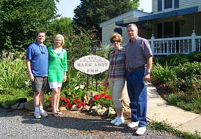 The Mark Addy Bed &amp; Breakfast Inn