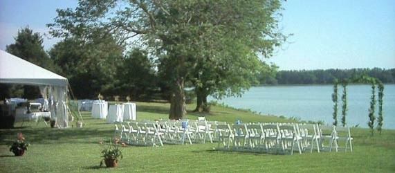 Weddings at Bay View