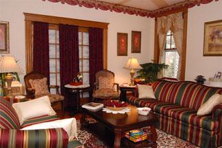 Keystone Inn Bed & Breakfast living room