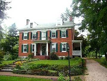 The Lightner Farmhouse Bed &amp; Breakfast - Gettysburg, Pennsylvania
