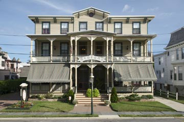 Bedford Inn Bed & Breakfast - Cape May, New Jersey
