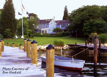 Back Creek Inn Bed & Breakfast - Solomons, Maryland