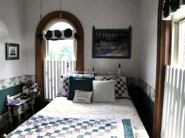 Garden Gate Room
