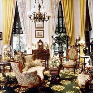 Relax in the Parlor