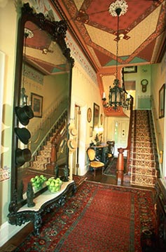 The Mainstay Inn Foyer