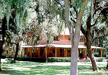 Cypress House Ranch Bed &amp; Breakfast, Bushnell, Florida