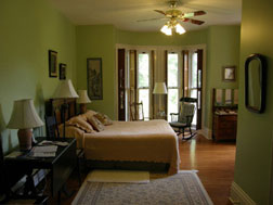 Brookside Manor Bed & Breakfast Guest Rooms