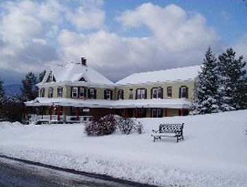 Greene Mountain View Inn front