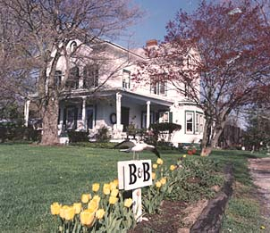 Willow Hill House Bed & Breakfast - Southold, Long Island, New York