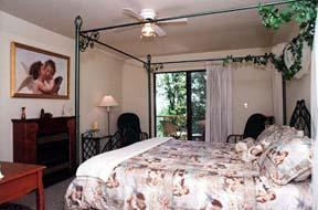 The Secret Bed & Breakfast Bedroom