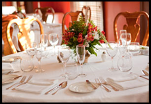 Receptions & Dinner Events