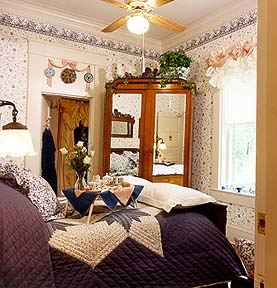 Twenty-four Thirty-nine, A Bed and Breakfast, Paul Stetson Suite