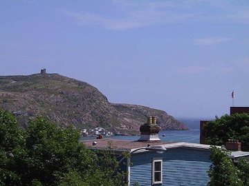 Gower House Bed & Breakfast - St. John's, Newfoundland, Canada