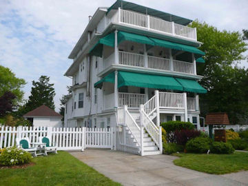 Inn the Gardens Bed &amp; Breakfast - Ocean City, New Jersey