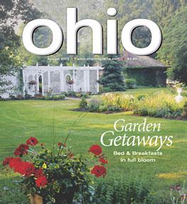 Georgian Manor Inn Bed and Breakfast, Ohio Magazine
