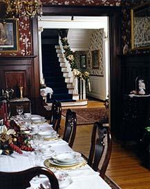 Georgian Manor Inn Bed andBreakfast, Dining Room
