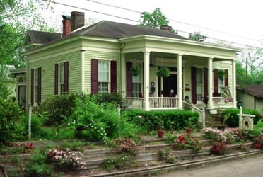 Alley-McKay House Bed &amp; Breakfast Inn - Jefferson, Texas