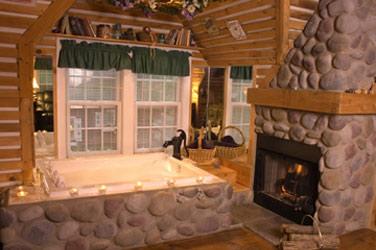 Lazy Cloud Lodge, Hayloft Suite