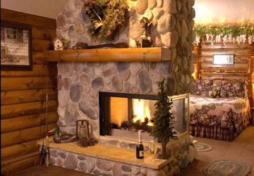Lazy Cloud Lodge, Northwoods Suite