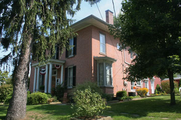 The Bigham House Bed & Breakfast, exterior