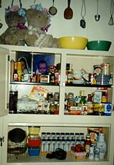 Hoosier cabinet