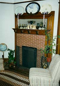 Anchor Inn Bed & Breakfast, Fireplace