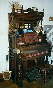 Old Organ