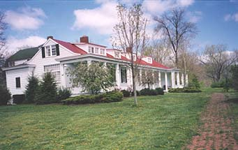 The Hermitage Bed &amp; Breakfast - Brookville, Indiana