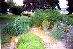 Nana's House Bed & Breakfast Garden
