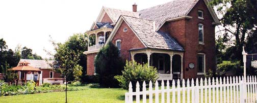 Secret Garden Bed & Breakfast - Spearfish, South Dakota
