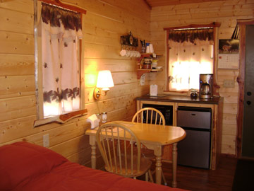 Dacha Bed & Breakfast Dining