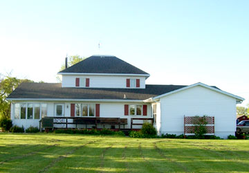 Dacha Bed & Breakfast - Forbes, North Dakota