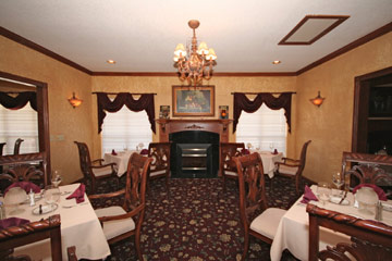 Whispering Pines Bed and Breakfast Restaurant and Full Service Bar