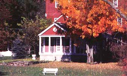 Fall at Merrell Inn
