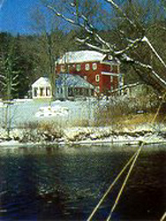 View of Merrell Inn From River