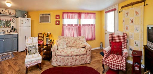 Buttertub Farm Suite - Room #5
