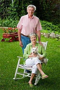 George &amp; Judy Rothell, Innkeepers