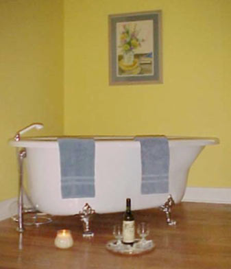 Dave and Mayme's Whirlpool Suite