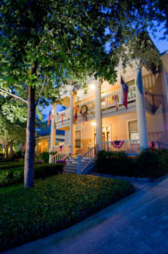 Brackenridge House Bed and Breakfast - San Antonio, Texas
