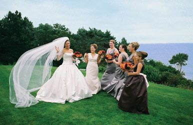 Oceanfront Wedding Ceremonies