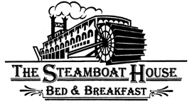 The Steamboat House Bed & Breakfast - Galena, Illinois