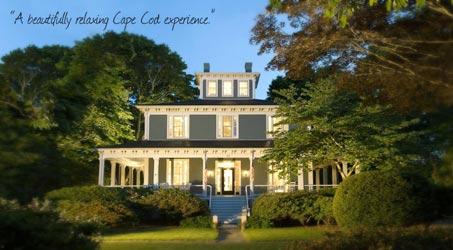The Captain's Manor Inn - Falmouth, Massachusetts