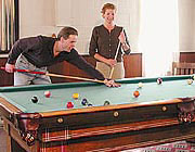 Carmel Cove Inn at Deep Creek Lake, Billiards