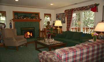 McCaffrey House Bed & Breakfast Inn - Relax By the Cozy Fire