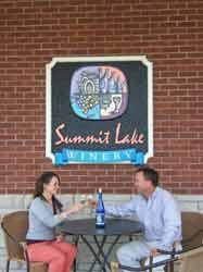 Loganberry Inn Summit Lake Winery