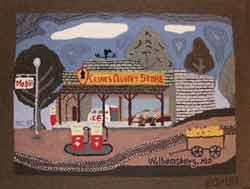 Loganberry Inn Cranes Museum